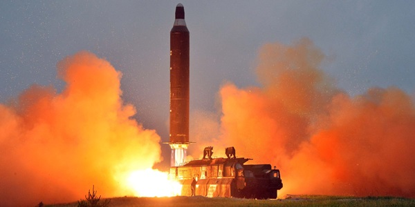 북한 탄도미사일 2발 발사,올해들어 5번째